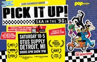 Screening: Pick it up- Ska in the 90s with live music from The Collection