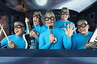 The Aquabats with special guests PPL MVR and Jacob Turnbloom