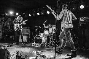 Trees Take Ease/King of Nowhere(release show)/Stimmerman/Catty