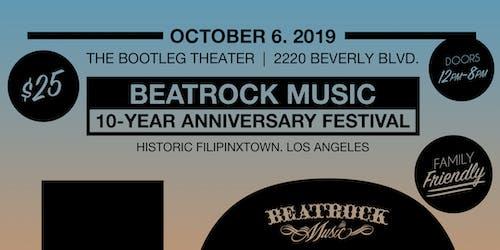 Beatrock Music 10-Year Anniversary Festival