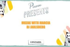 Muzak With Marcia, DJ Jarlsberg