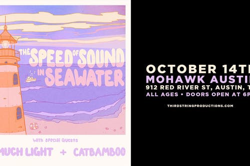 The Speed Of Sound In Seawater at Mohawk atx