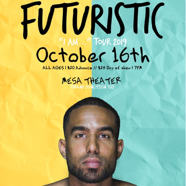 Futuristic at Mesa Theater