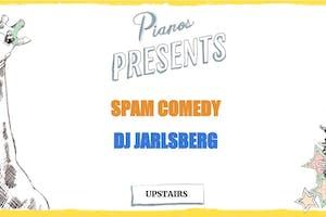 Spam Comedy, DJ Jarlsberg