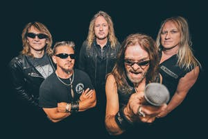 Flotsam And Jetsam at El Corazon