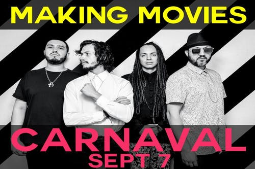 Making Movies Carnaval