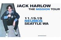 Jack Harlow with ALLBLACK