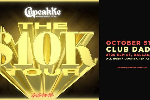 Cupcakke 10k Tour at Club Dada