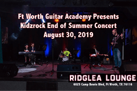 Kidzrock End of Summer Concert