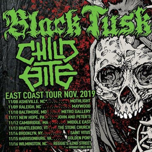 Black Tusk, Child Bite, Somnuri