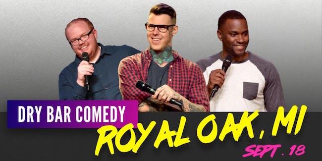 Dry Bar Comedy Tour - Special Event