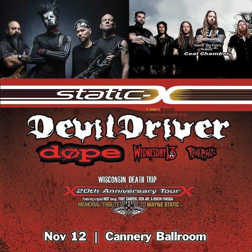 Static-X / DevilDriver