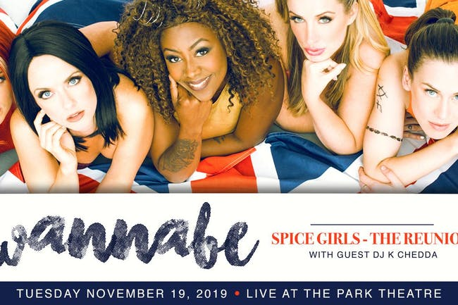 Wannabe A Spice Girls Tribute