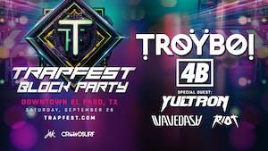 TRAPFEST Block Party 2019 - Downtown El Paso, TX