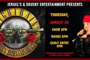 Nightrain - Guns N Roses Tribute Experience