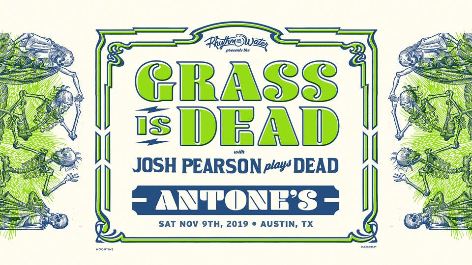 Grass Is Dead with Josh Pearson Plays Dead