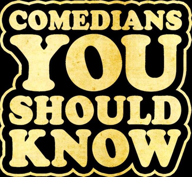 Comedians You Should Know ft. Sam Jay, Jeff Scheen, Rachel McCartney