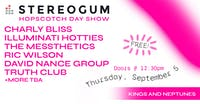 Stereogum Showcase at Hopscotch Music Festival