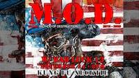 M.O.D. ~ Bad Luck 13 ~ Please Die