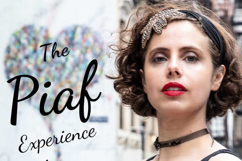 The Piaf Experience By Margot Sergent