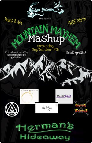 Mountain Mayhem Mashup (FREE SHOW)