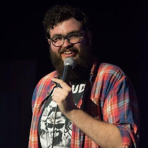 All Organic Comedy Open Mic featuring Tyler Wood