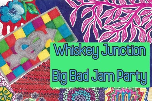 *Whiskey Junction* Parallel Unicorn/Pure Substance/35 Dive