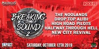 ROCK 95 BREAKING SOUND 2 Thanksgiving Concert Party