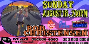 Rob Christensen as seen on Last Comic Standing, Adam Devine's House Party!