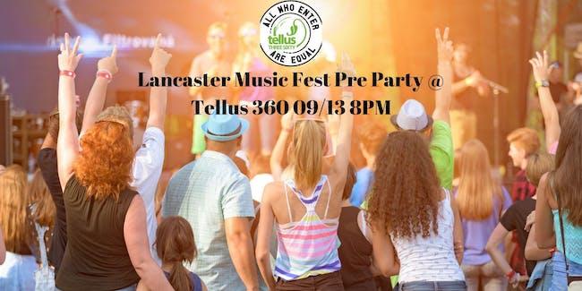 Lancaster Music Fest Pre Party