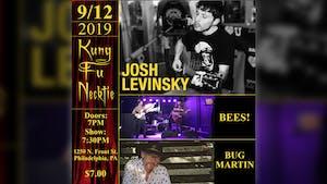Josh Levinsky ~ Bees! ~ Bug Martin
