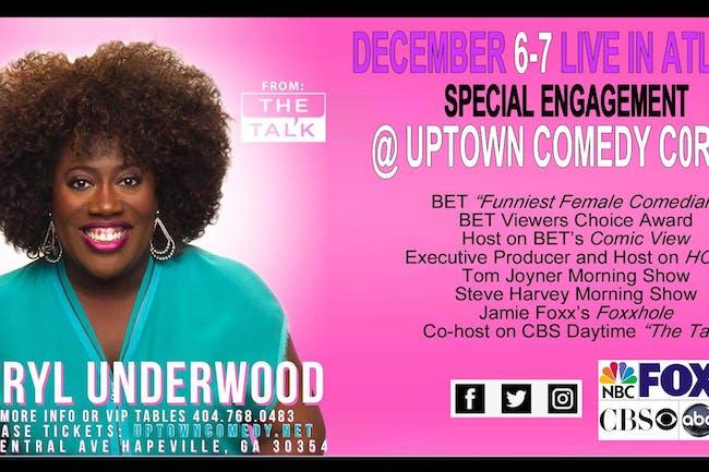 Sheryl Underwood - No Groupons or Passes