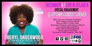 Sheryl Underwood (No Groupons or Passes)