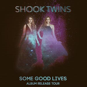 SHOOK TWINS with Heather Maloney