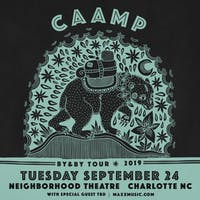 CAAMP - By And By Tour **SOLD OUT**