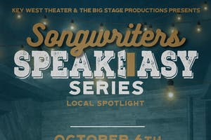 Songwriter Speakeasy Series:  Eric Paul Levy, Raven Cooper, Michael McCloud