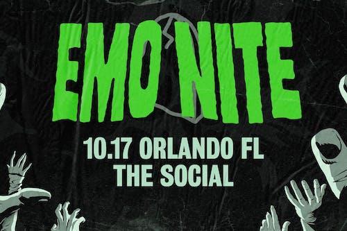 Emo Nite at the Social Presented by Emo Nite LA.