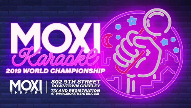 Moxi Karaoke World Championship