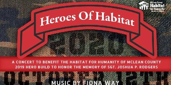 Heroes of Habitat 2020 with Fiona Way