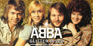 Dancing Queen: ABBA 70's Glitter Disco - Gold