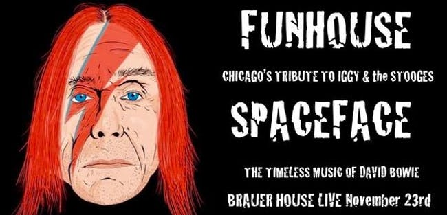 Funhouse  with  Spaceface  at Brauer House