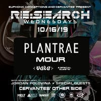RE:Search ft. Plantrae and MOUR w/ Volo (Late Set), Jordan Polovina