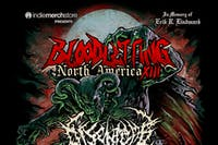 Bloodletting North America Tour
