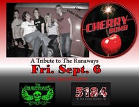 Cherry Bomb with 5184 & The Gravetones at BHouse LIVE