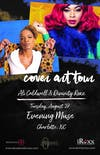 Ali Caldwell - The Cover Art Tour, feat Divinity Roxx