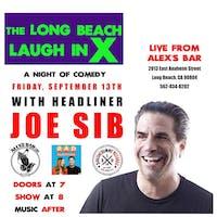 Long Beach Laugh In X