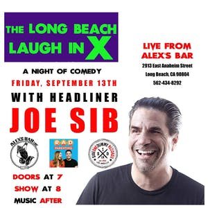 Long Beach Laugh In X