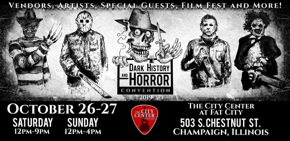 Dark History & Horror Convention