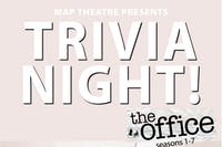 The Office Trivia Night! {S:1-7}   ENCORE! @ The Back Bar