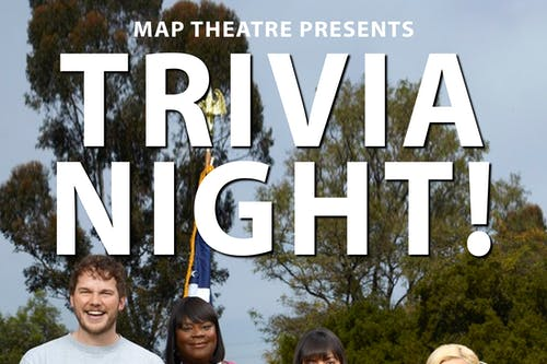 PARKS & REC Trivia Night S:1-7 @ The Back Bar